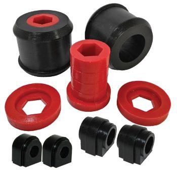2 x Mini R50/R53 Wishbone & Front/Rear Anti Roll Bushing 00 - 06 - PSB640/641/642