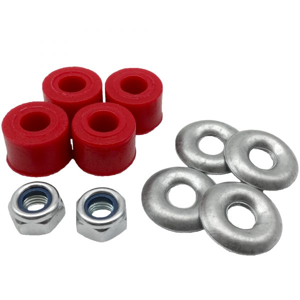 Ford Ranger Front Anti-Roll Bar Polyurethane Link Bush Kit 10mm x 150mm - PSB029S