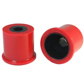 2 x Seat Altea 5P Front Wishbone Arm Rear Polyurethane Bushing Kit 2004-2009
