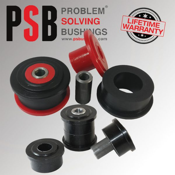 Audi S3 MK1 Complete Front Forged Arm OD 45mm New Poly Bushing Kit 1996-2003