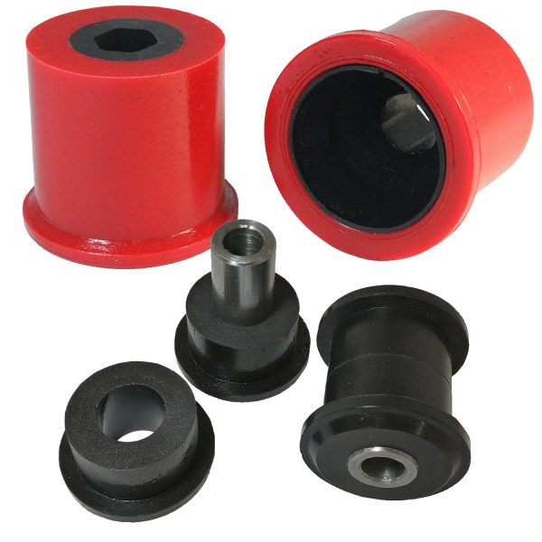 VW Caddy Complete Front Wishbone Polyurethane Bushing Kit 2004 -05/2010 - PSB160F/160