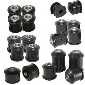Nissan Qashqai Complete Rear Suspension Poly Bush Kit (07-13) - PSB453/511/565/566/567/568