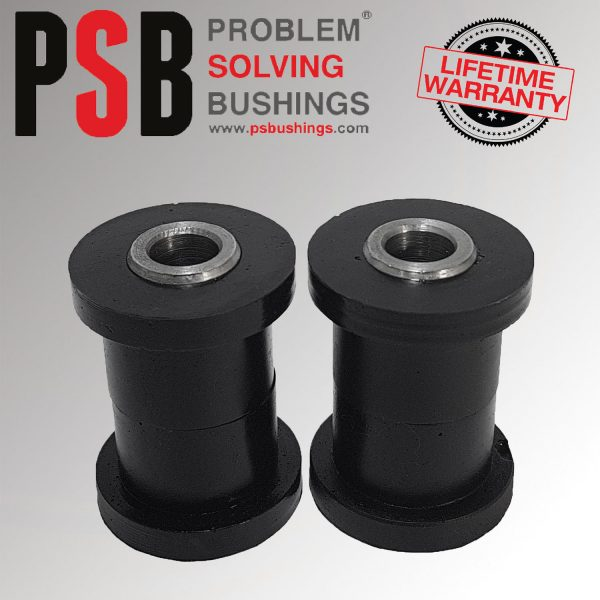 2 x Audi A3 MK1 Front Wishbon 30mm Bushing - Pressed Arm 96-03 - PSB148