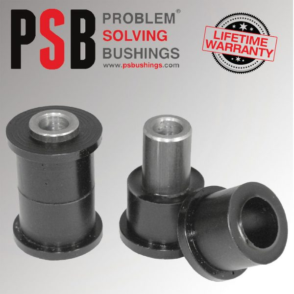 2 x Renault Modus/Grand Modus Front Lower Arm Front Poly PSB Bushing 2004 - 2009