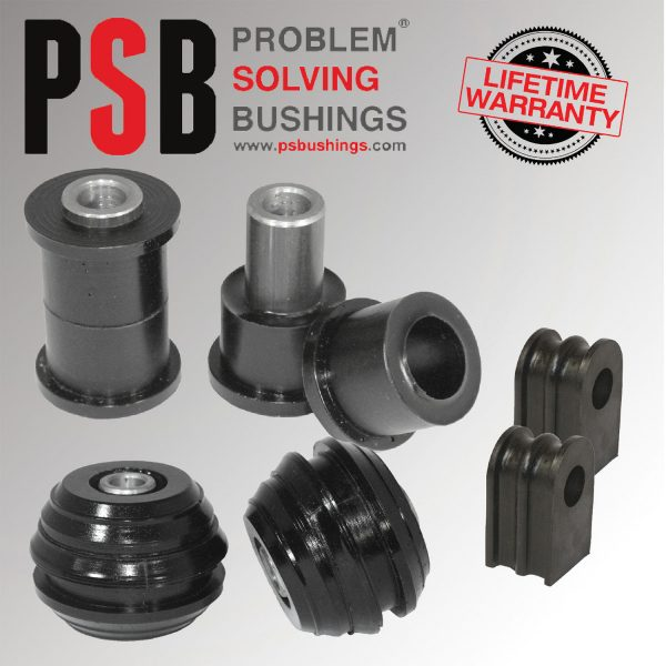 Nissan Micra (02-10) Complete Front Lower Arm & Anti Roll Bar 22mm Bushing Kit