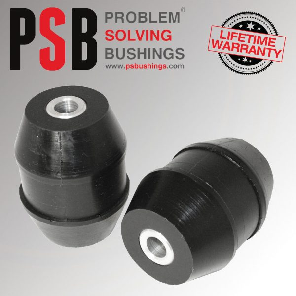 2 x Lexus LS 460 New Front Strut Rod Poly Polyurethane PSB Bushings (07 - 14)