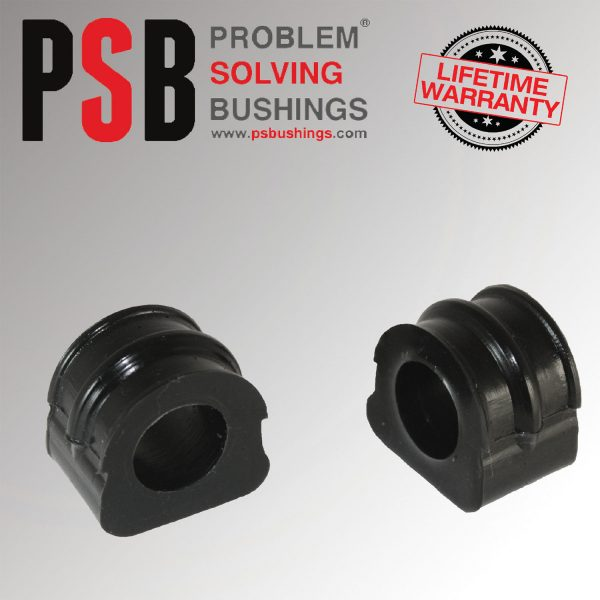 2 x VW New Beetle (23mm) Front Anti-Roll Bar Poly Polyurethane Bush 1998 - 2011