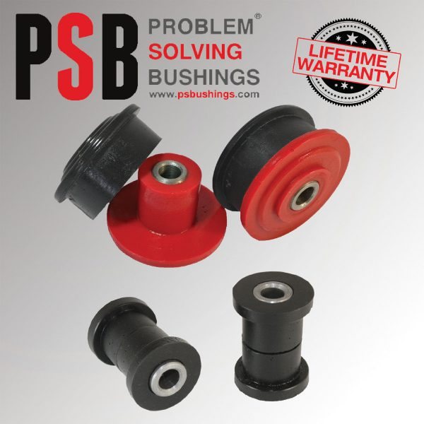 VW Beetle Complete Front Wishbone PSB Poly Polyurethane Bush Kit 98 - 11 - PSB148/147