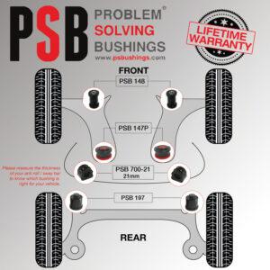 VW-Beetle-Wishbone-Anti-Roll-Bar-21mm-Axle-Beam-Poly-PSB-Bush-Kit-98-11-172603723721-2