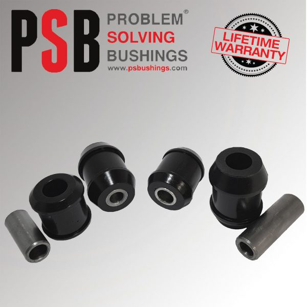 2 x Audi A3 / TT / Q3 Rear Lower Arm Bushing Kit 05 - 15 - PSB708