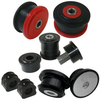 VW Golf MK4 R32 Complete Front Forged Arm/Subframe ARB 21mm Bushing Kit 97- 04