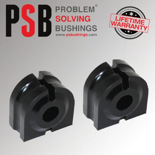 2 x BMW E60 5-Series Front Anti Roll PSB Polyurethane Bush 24.6mm ID 31356761591