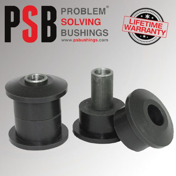 2 x Honda Civic Front Lower Arm Rear Poly PSB Polyurethane Bushing 2001 - 2005