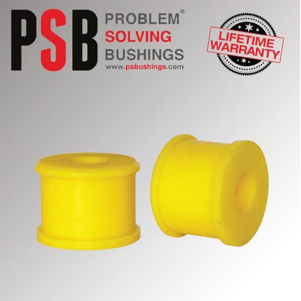 2 x Nissan Almera & Almera Tino Poly PSB Front Lower Arm Rear Bushing 00 - 06