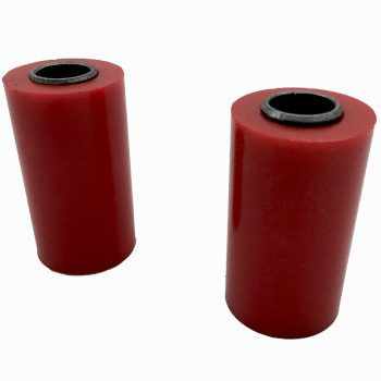 2 x Williams Trailer Trailer Spring Bushing Kit (ID:12.6mm/OD: 28mm &L:50mm)
