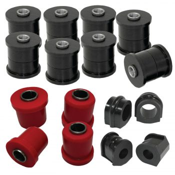 Nissan Terrano Complete Front & Rear PSB Poly Polyurethane Bushing Kit 1995-2004 - (Part No. PSB594/151/455/456)