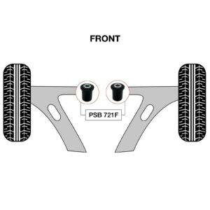 2-x-Audi-Q7-Front-Arm-Inner-Front-PSB-Poly-Polyurethane-Bushing-Kit-2005-2015-184087090394-2