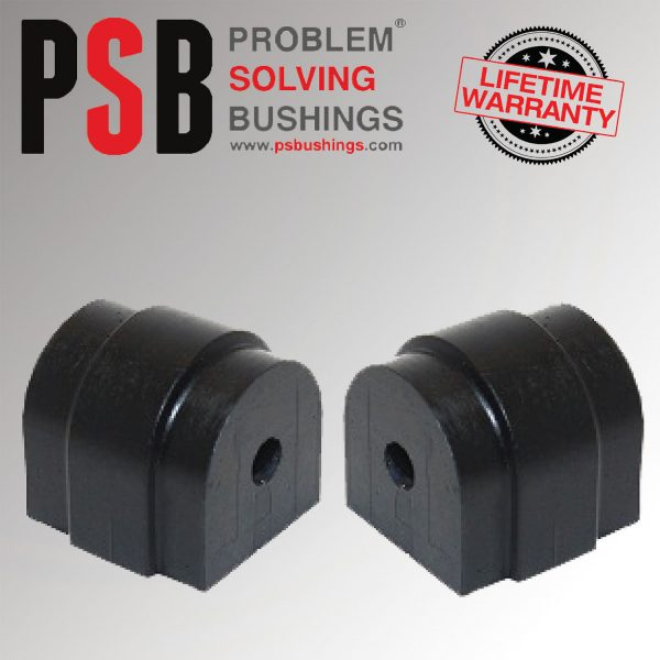 2 x BMW E81/E82/E90/E91 Polyurethane Rear Anti Roll Bar Bush 11mm 33536765584
