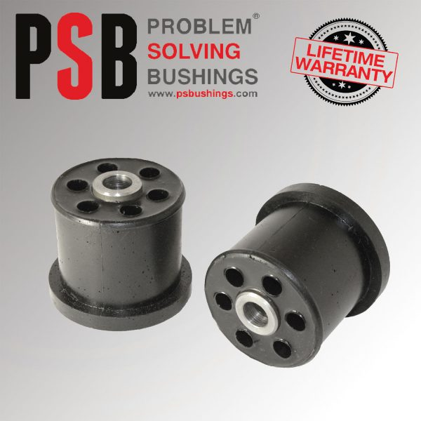 2 x Range Rover Sport L320 Front Lower Arm Rear Polyurethane Bush 2005 - 2013 - PSB221B