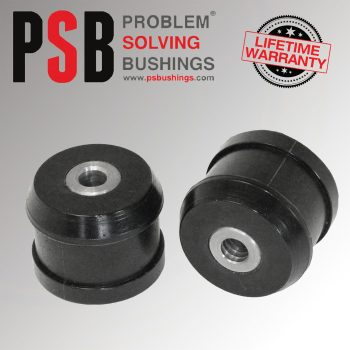 2 x Audi A4 Avant Front Upper Arm Links Poly Polyurethane Bushing Kit 95- 01
