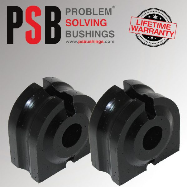 2 x BMW E60 5-Series 2004 - 2010 Sport Front Anti Roll Polyurethane Bush 25mm
