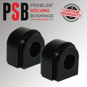 2 X Mini R55565758596061 Rear Anti Roll Bushing 17mm 2001 2016