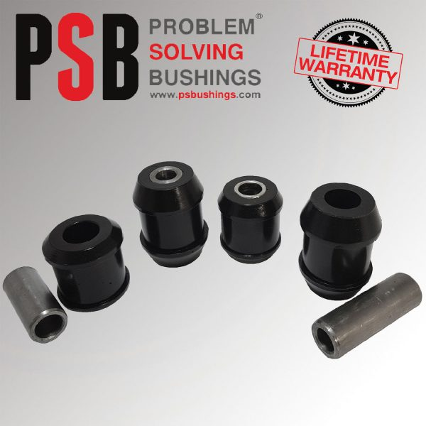 VW Golf MK5 & 6 Rear Lower Arm PSB Poly Polyurethane Bushings Kit 2005 - 2011