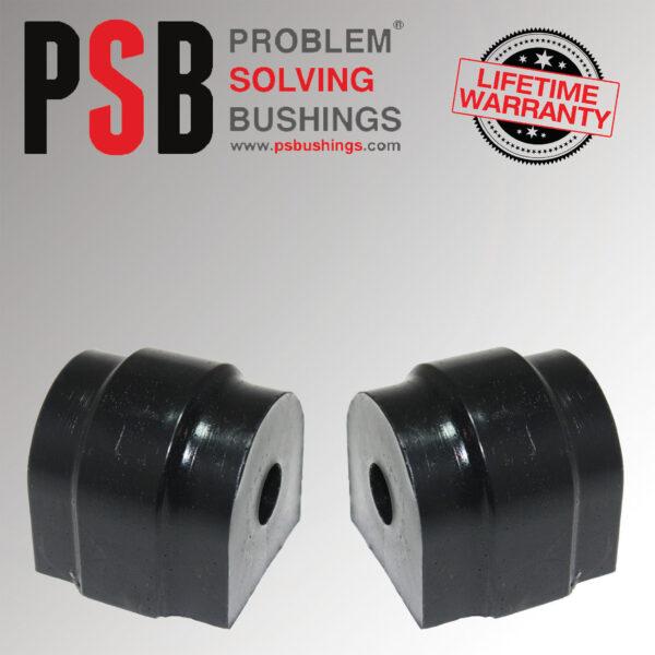 2 x BMW E61 5-Series Wagon Polyurethane PSB Rear Anti Roll Bushing 13.5mm 04 -10