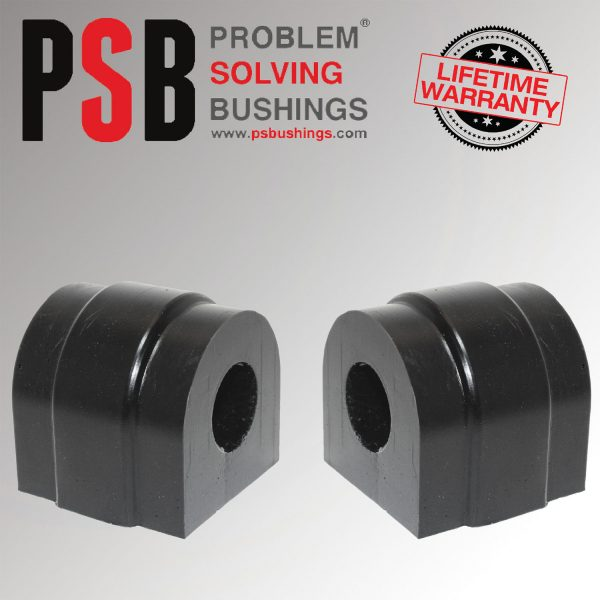 2 x BMW E81/E82/E90/E91 Polyurethane Front Anti Roll Bar Bushings 26.5mm 06 -11