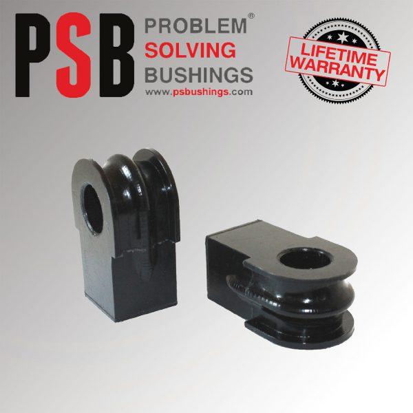 2 x Renault Clio 3 Front Lower Arm Front PSB Polyurethane Bushing 2005-2015