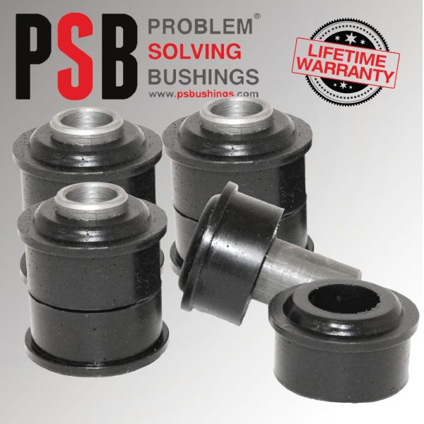4 x Renault Koleos New Rear Lower Arm PSB Poly Polyurethane Bushing 2008 - 2015