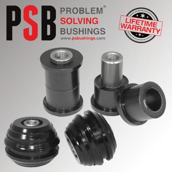 Nissan Note (04-13) Complete Front Lower Arm PSB Poly Polyurethane Bush Kit