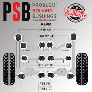VW-BeetleJettaPassat-Complete-Rear-PSB-Poly-Suspension-Bush-Kit-03-09-182963583106-2