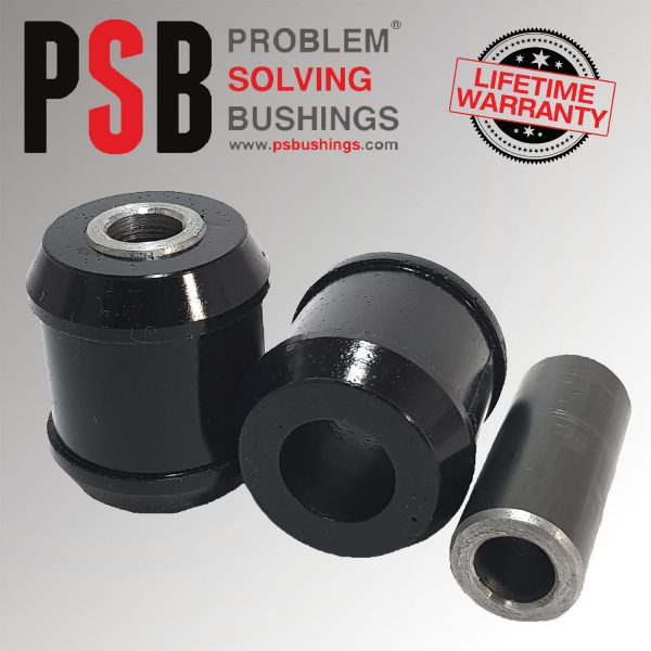 2 x Audi A3 / TT / Q3 Rear Strut Mount Arm Outer Bushing 05 - 15 - PSB710