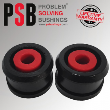 2 x BMW M3 E36 3 Series Front Lower Arm Rear Poly PSB Bushing Kit 60mm 1991-1999