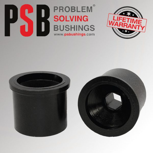 2 x Honda CR-V Poly PSB Front Lower Arm Rear Polyurethane Bushing 2007 - 2017