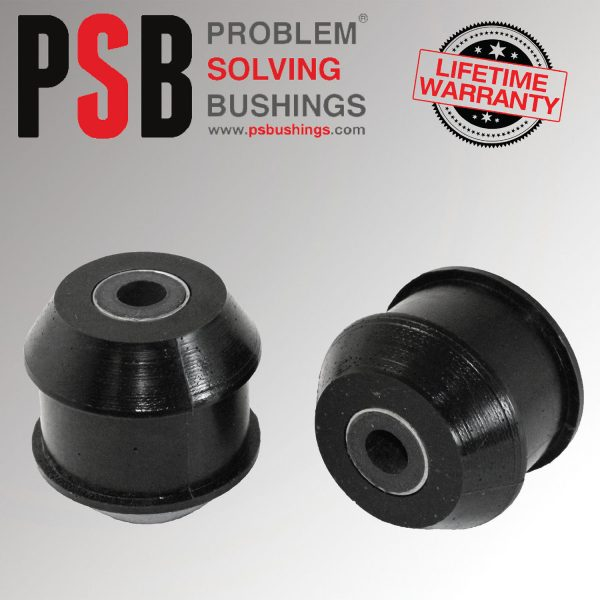 2 x Lexus GS 300/400/430 Front Strut Rod 60mm OD Bushings 8/97 - 8/99