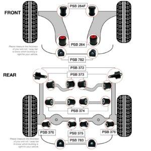 Ford-Kuga-Complete-Front-Rear-Wishbone-PSB-Polyurethane-Bushing-Kit-2007-2012-184186200247-2