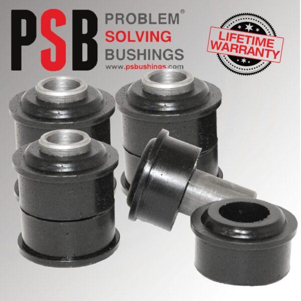 4 x Nissan Qashqai Rear Lower Arm PSB Poly Polyurethane Bush (07 - 13) - PSB567