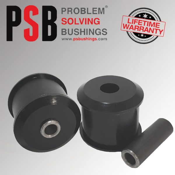 2 x Audi A3 / TT / Q3 New Rear Trailing Arm Bushing 2005-2015 - PSB706