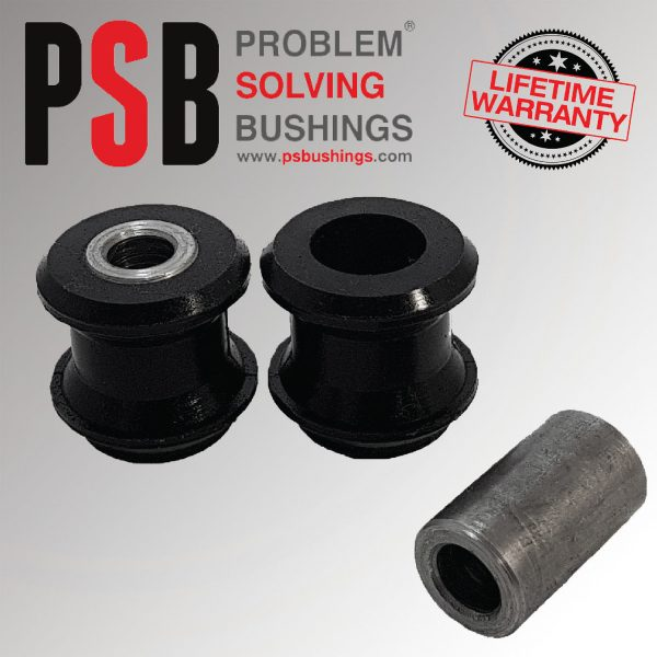 2 x Audi A4 (B5) Front Anti Roll Bar Link Bushings 1994 - 2001