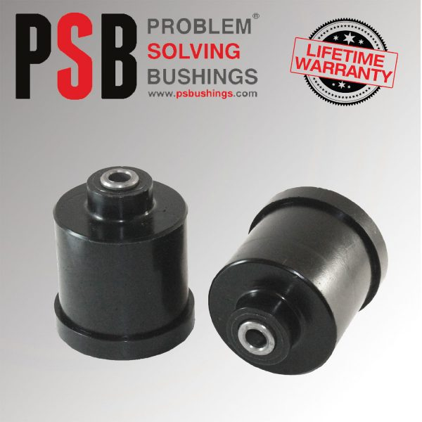 2 x Skoda Fabia MK2 New Rear Axle Beam Poly Polyurethane PSB Bushing 2007 - 2014