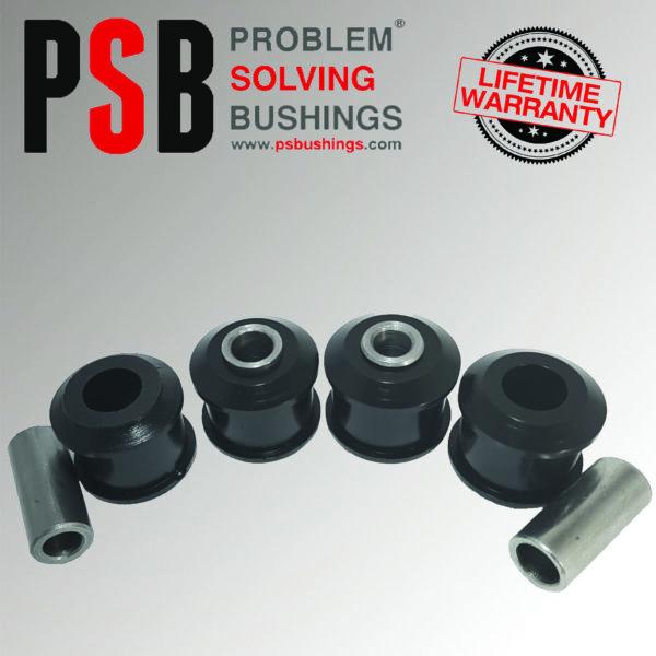 2 x VW Beetle/Jetta/Passat Rear Upper Arm Poly Polyurethane Bush Kit 05-16