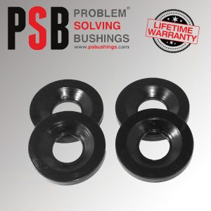 4-x-BMW-3-Series-E46-Trailing-Arm-Poly-PSB-Bush-Movement-Limiters-1998-to-2005-182480764879