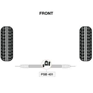 Toyota-Land-Cruiser-J100-Steering-Rack-Polyurethane-PSB-Bushing-Kit-1998-2007-184025043699-2
